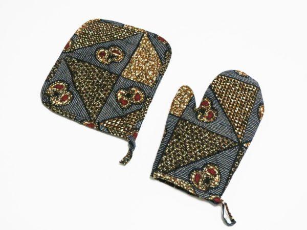 gant manique cajou